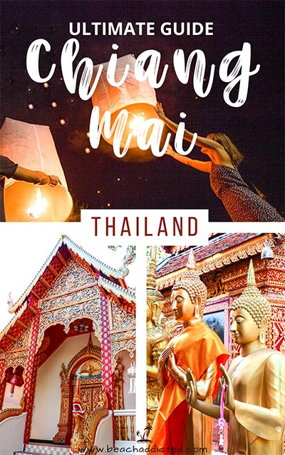 Best Chiang Mai itinerary and how to spend 3 days in Chiang Mai