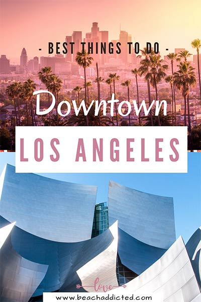 unique sights you can see in downtown LA