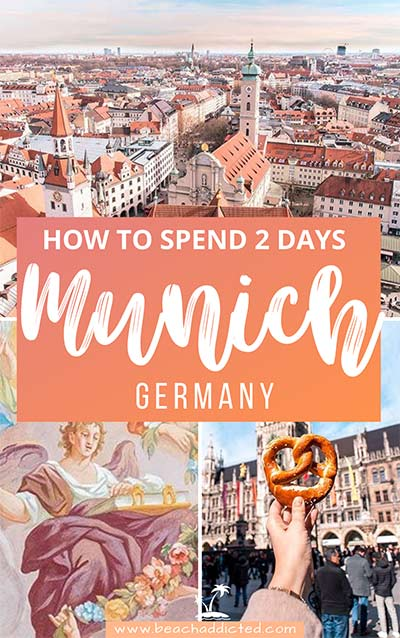 2 days Munich itinerary by a local