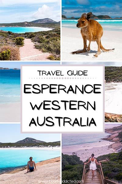 how you can explore Esperance in Western Australia- best places and beaches