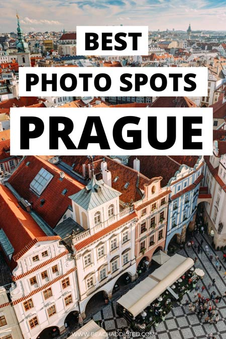 the best location for taking pictures in Prague