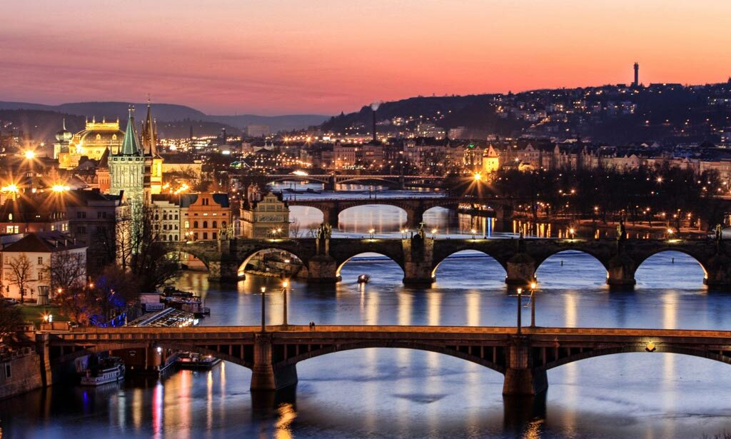Best photo spots in Prague